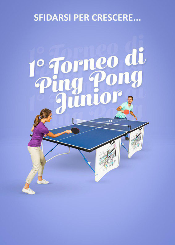 PIng Pong - Centro Commerciale Le Masserie