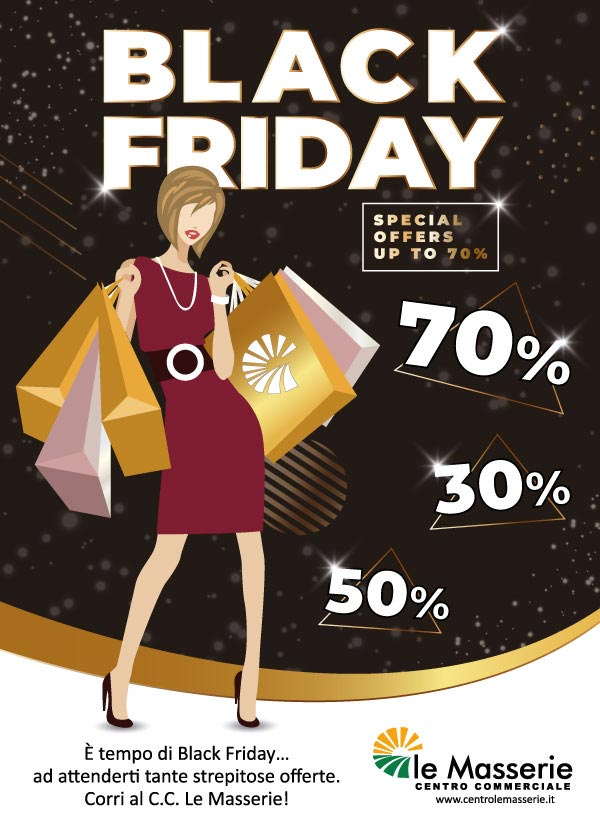 iniziativa black friday 2019
